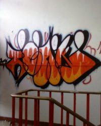 La scène graffiti et street-art à Quimper – Mai 2010