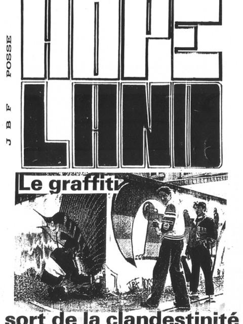 """Télécharger """"Hope Land"""" 1er fanzine graffiti Quimperois 1993"""