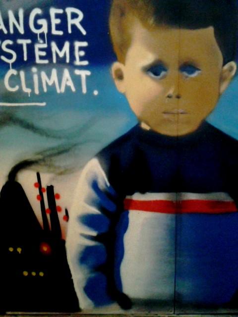COP21 à Quimper : Changer le système, pas le climat !