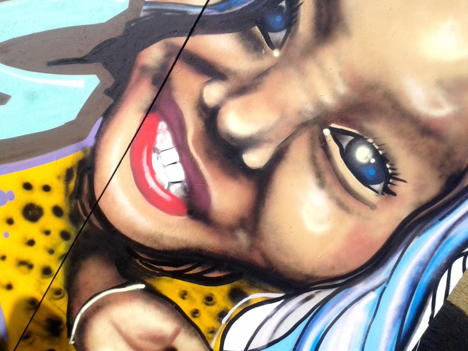 Graffiti Technopolis Breic 2015