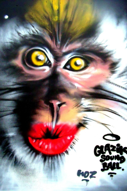 Graffiti @ Glazik Soundball Briec