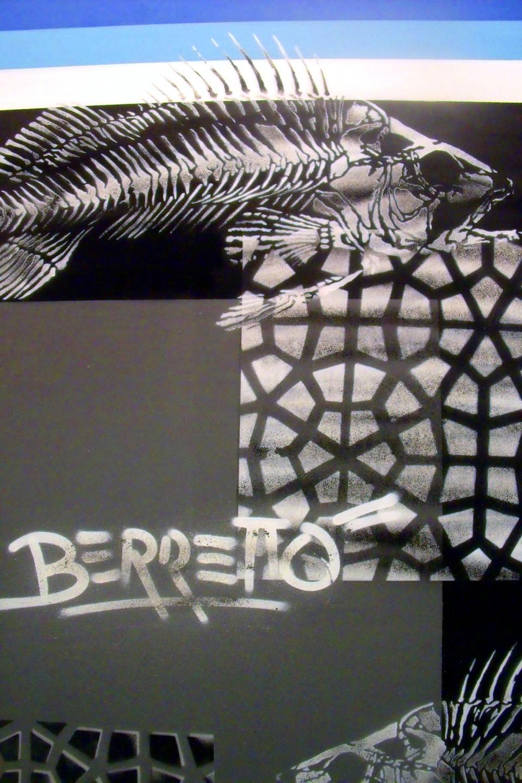 Graffiti Glazik Soundball Briec
