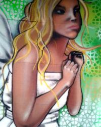 Festival street-art «In Cité» à Carhaix