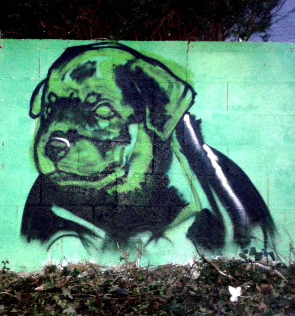 Décoration Graffiti Quimper