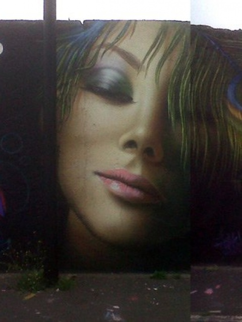 La scène graffiti et street-art à Brest (#4)