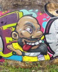 La scène graffiti et street-art à Quimper – Avr. 2014