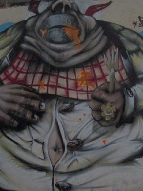 La scène graffiti et street-art à Quimper – Janv. 2006