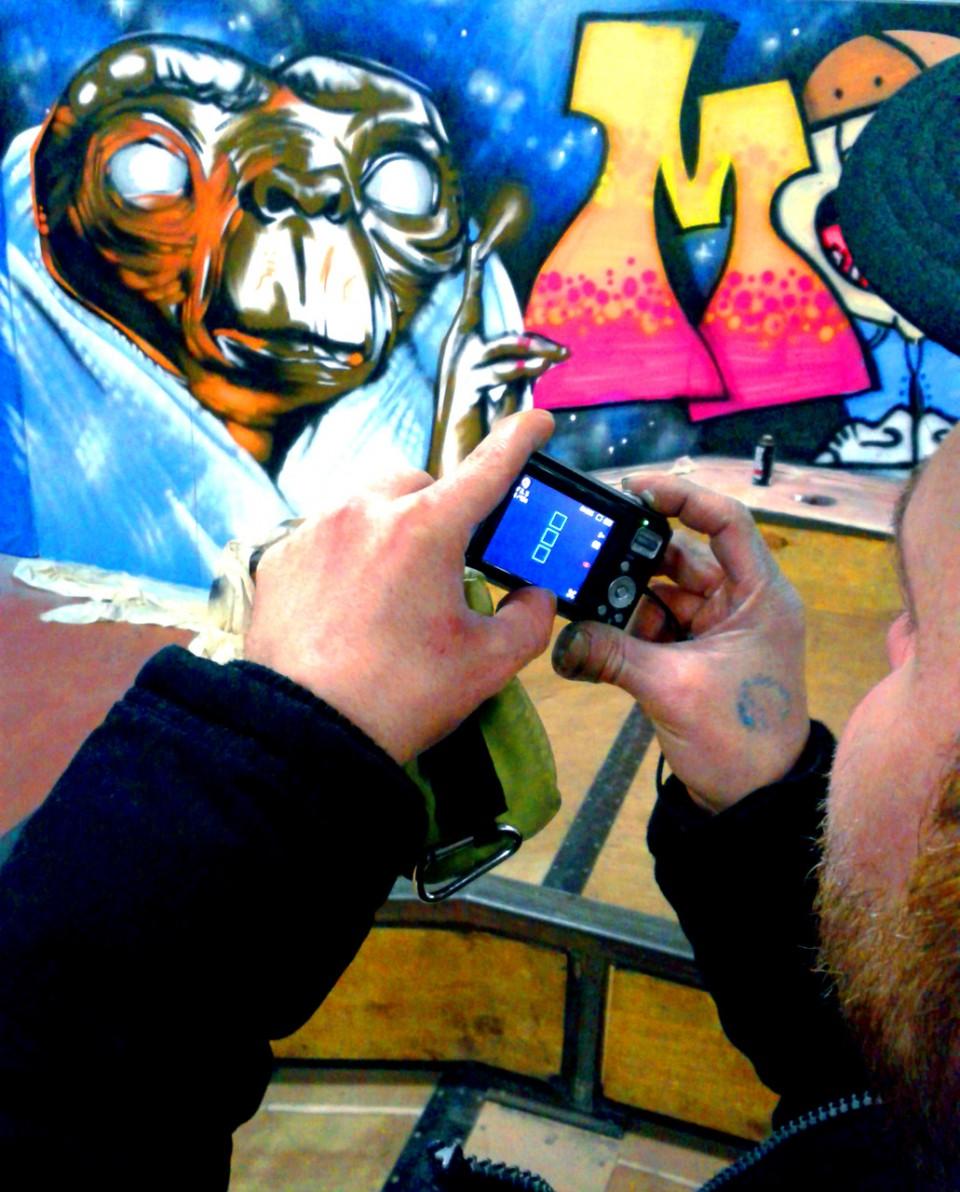 Graffiti Skatepark Quimper