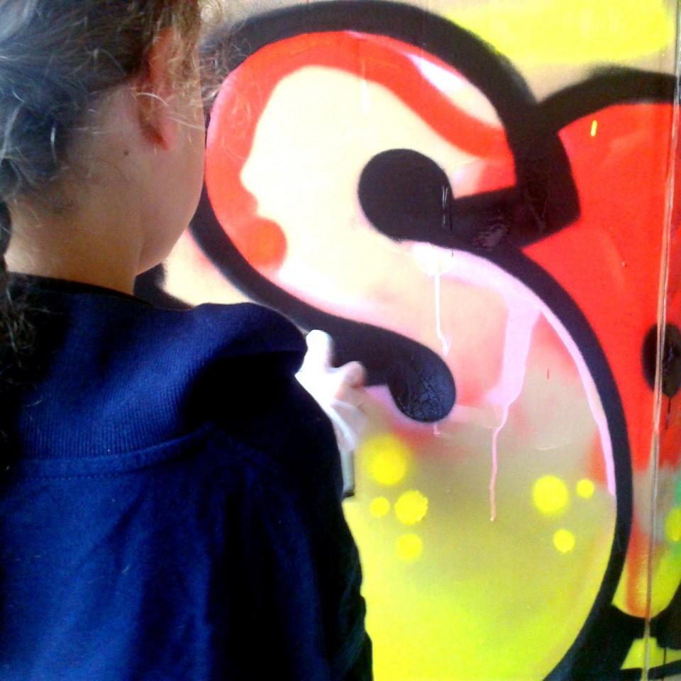 Atelier Initiation Graffiti
