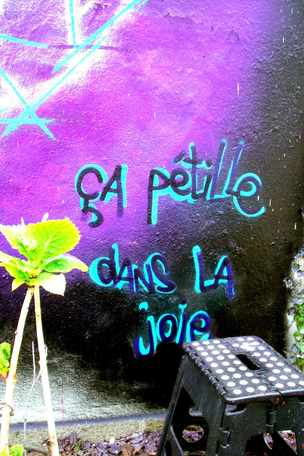 Jam graffiti