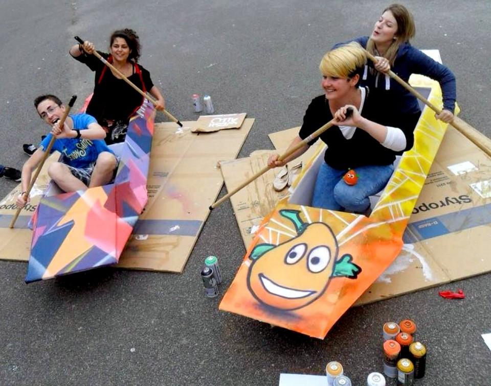 Graffiti Pour Vaincre Les Maladies Lysosomales