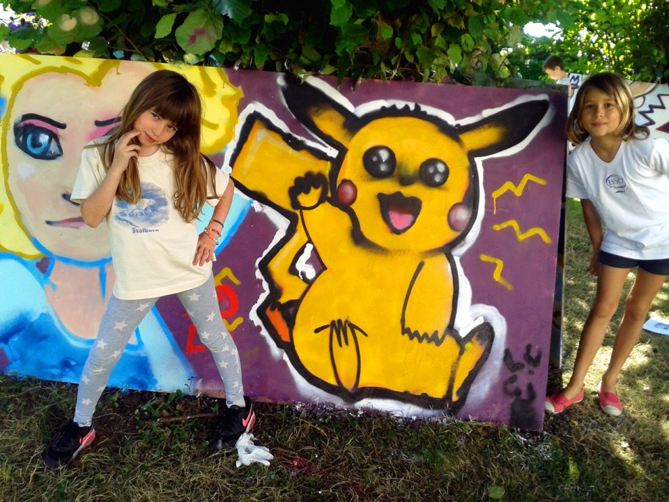 Atelier Graffiti Quimper