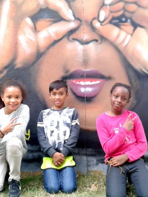 Block party #22 Hip Hop New School Quimper