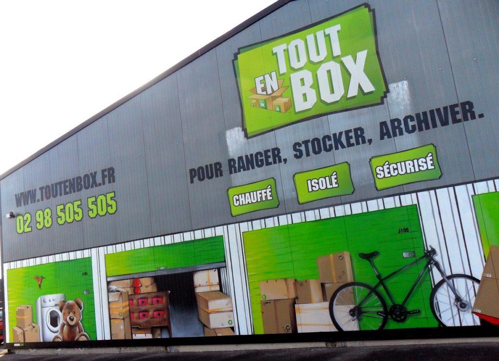 Décoration «Tout En Box»