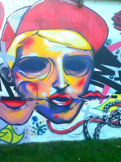 La scène graffiti et street-art à Quimper – Sept. 2014