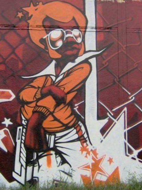 La scène graffiti et street-art à Quimper – Juin 2006