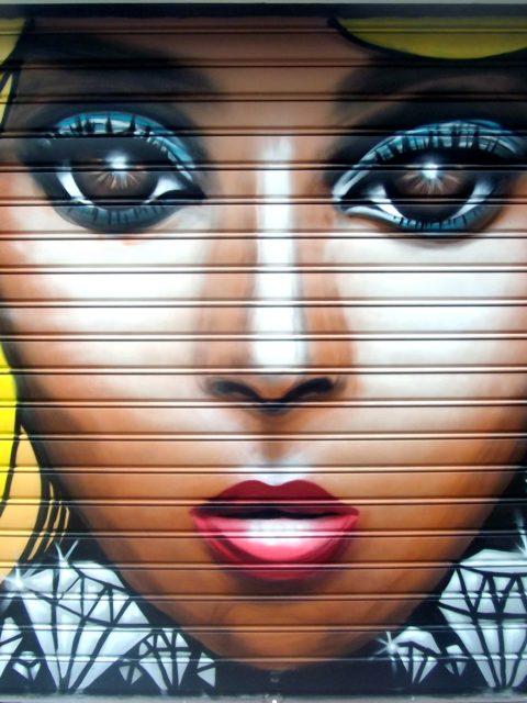 Portrait de Mary G Blige par HOZ – Novembre 2014