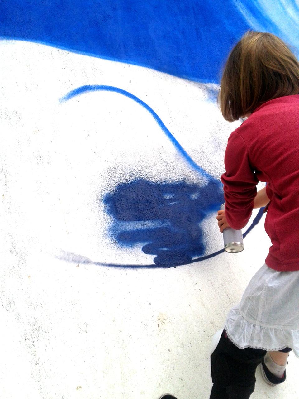 Stage Et Atelier Graffiti En Bretagne